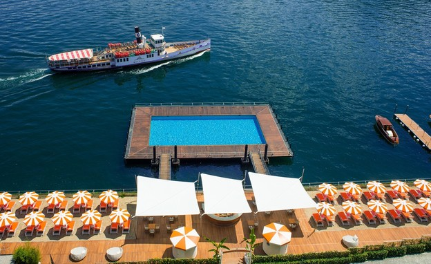 בריכות 2021, Grand Hotel Tremezzo (צילום: באדיבות booking.com)