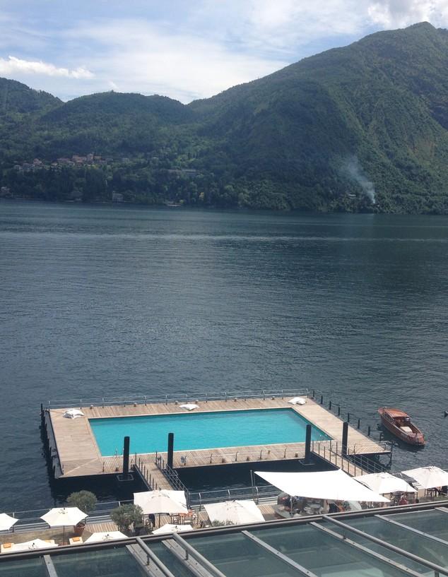 בריכות 2021, Grand Hotel Tremezzo - 2 (צילום: קרין מיכאלי)