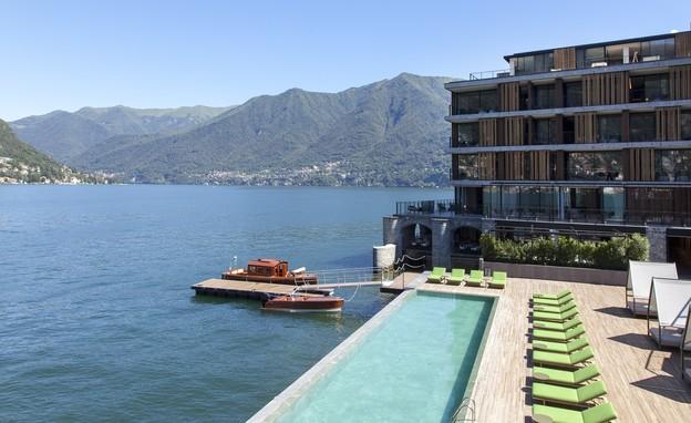 בריכות 2021, Il Sereno Lago di Como (צילום: באדיבות booking.com)
