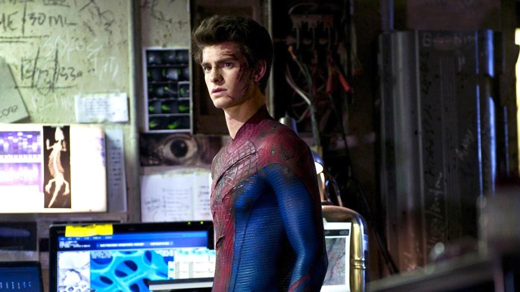 """מתוך """"ספיידרמן המופלא"""" (צילום: Sony Pictures Releasing, צילום מסך)"""
