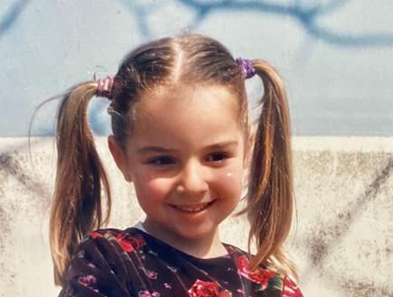 מיטל רייכל - תמונת ילדות (צילום: צילום פרטי)