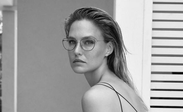 משקפיים, קרולינה למקה (צילום: קרולינה למקה)