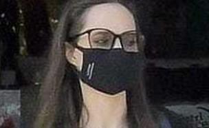 אנג'לינה ג'ולי פפראצי משקפיים (צילום: instagram)