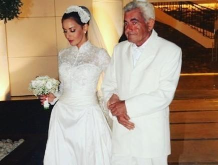 אביה של מאיה בוסקילה נפטר בגיל 71