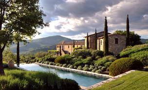 Castello di Reschio (צילום: Castello di Reschio)