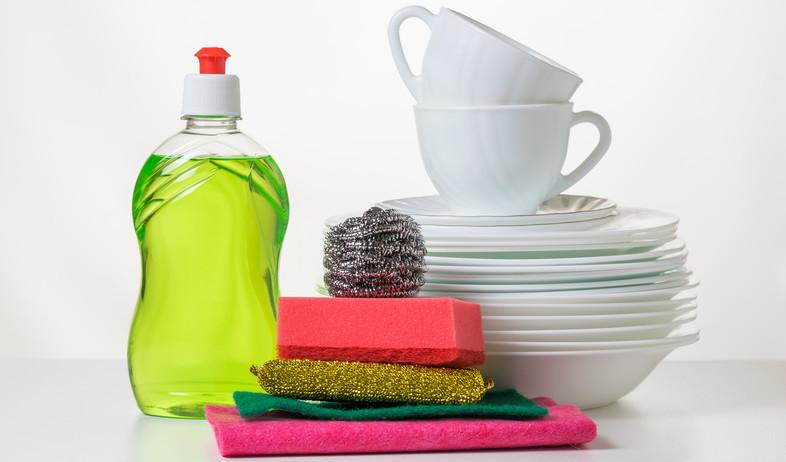 סבון כלים (צילום:  VLADIMIR VK, Shutterstock)