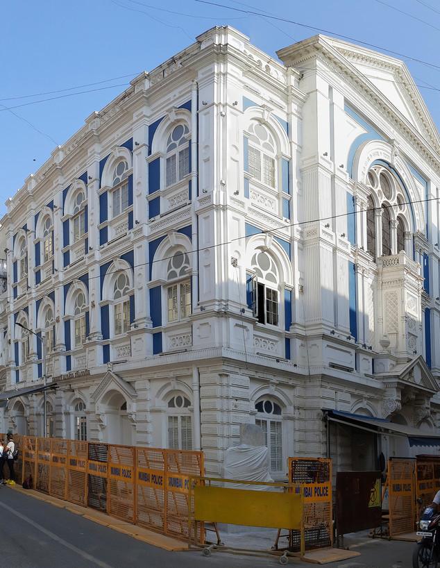 בתי כנסת שבועות, בית הכנסת כנסת אליהו מומבאי (צילום: Shutterstock By Satish Parashar)