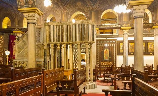 בתי כנסת שבועות, בית הכנסת בן עזרא קהיר - 1 (צילום: Shutterstock By Chema Grenda )