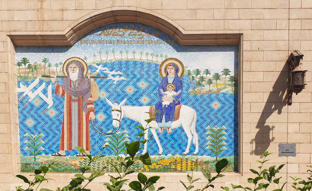 בתי כנסת שבועות, בית הכנסת בן עזרא קהיר - 2 (צילום: Shutterstock By Chema Grenda )