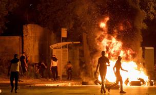 ערביי ישראל, מהומות, רמלה, אלימות (צילום: יוסי אלוני, פלאש 90)