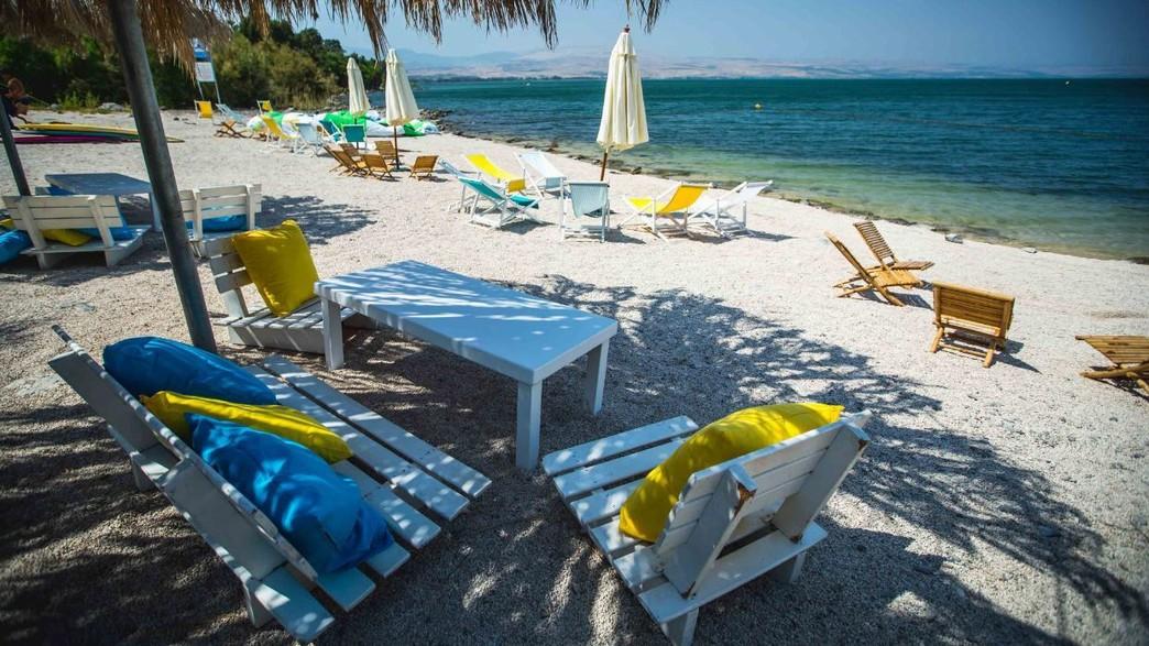 חוף בורה בורה (צילום: מתוך אתר החוף)
