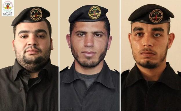 שלושת מחוסלי הג׳יהאד האסלאמי