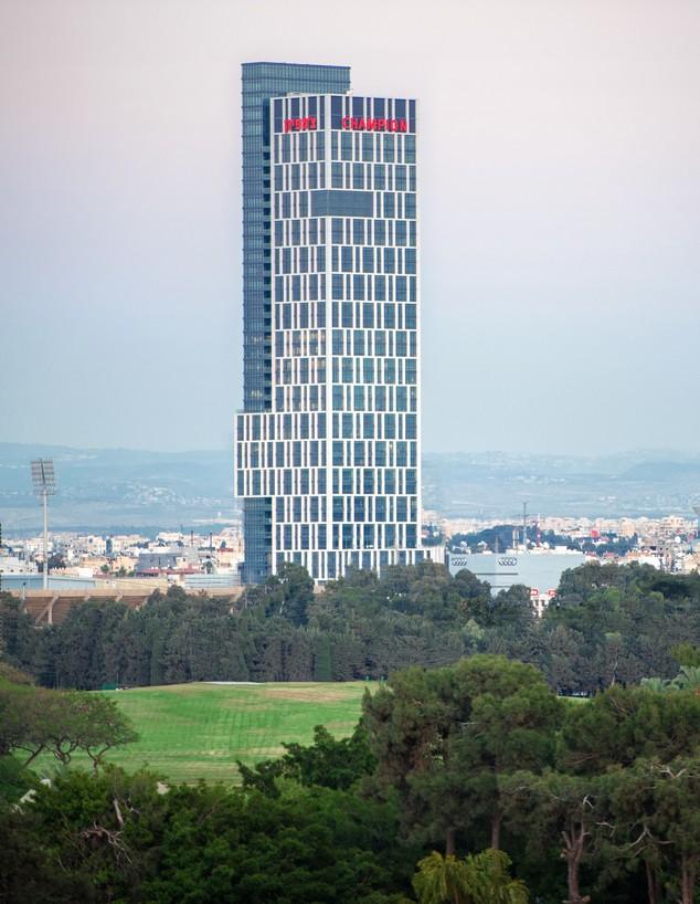 מגדל צ'מפיון, ג (צילום: ליאור אביטן)