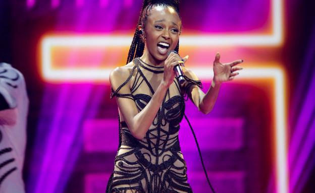 עדן אלנה 2021 (צילום:  eurovision.tv/EBU/THOMAS HANSES)