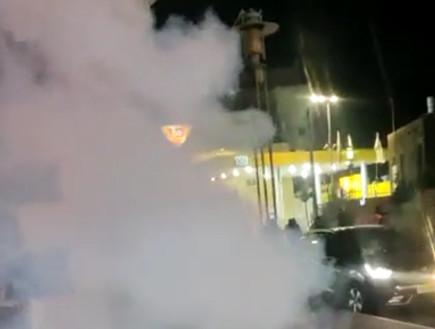 """מהומות בטבריה: """"באו לפה ערבים לחופשה בעיר והחלטנו לגרש אותם"""""""