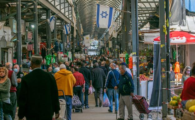 שוק רמלה (צילום: יוסי אלוני, פלאש 90)