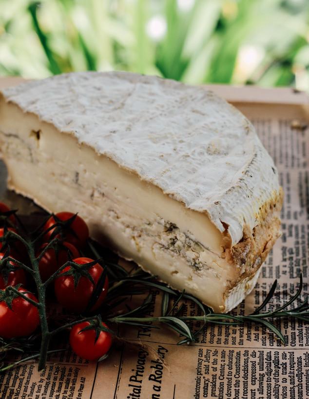 מחלבת מרקוביץ - גבינת נחל מור (צילום: כנרת ברוכי מרקוביץ, יחסי ציבור)