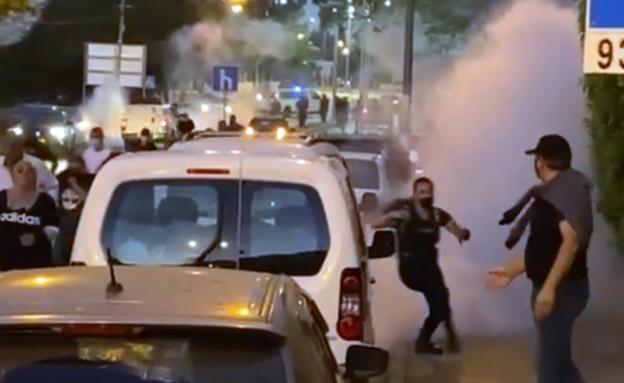 מהומות בעיר חיפה