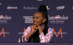 עדן אלנה ברוטרדם (צילום: eurovision.tv/ebu, יחסי ציבור)