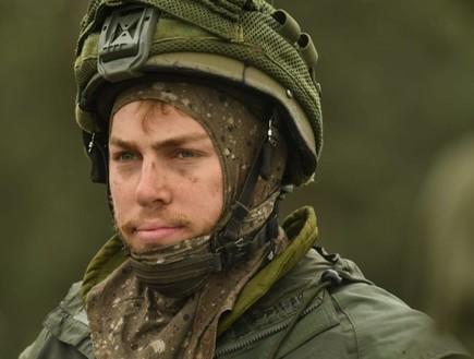 """מפקד הכוח (צילום: דובר צה""""ל )"""