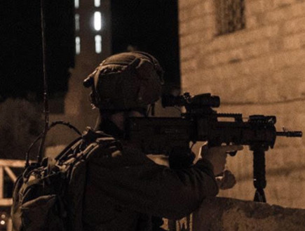 """מעצרים ביישובים ערבים (צילום: דו""""צ)"""