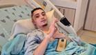 החייל ליאון שרנין שהותקף בניסיון לינץ' ביפו
