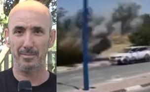 שמעון אלבז (צילום: אלי גל)