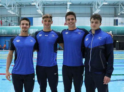 (איגוד השחייה) (צילום: ספורט 5)