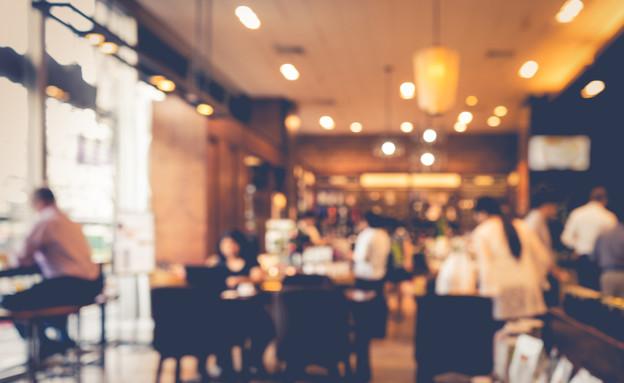 מסעדה, בית קפה (צילום: HAKINMHAN, shutterstock)
