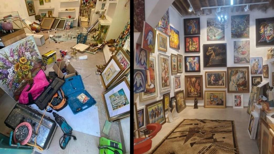 הגלריה לאומנות בעכו (צילום: באדיבות הגלריה לאומנות עכו)