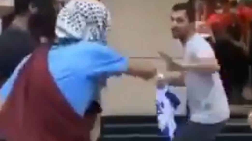 עימותים בין ישראלים לפלסטינים