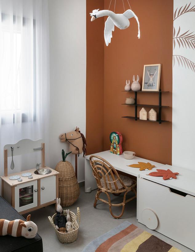 חדר ילדים, אפרת רז ומיכל סיני, ג - 3 (צילום: אלעד גונן)