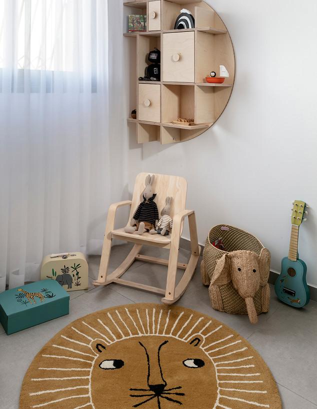 חדר ילדים, אפרת רז ומיכל סיני, ג - 5 (צילום: אלעד גונן)