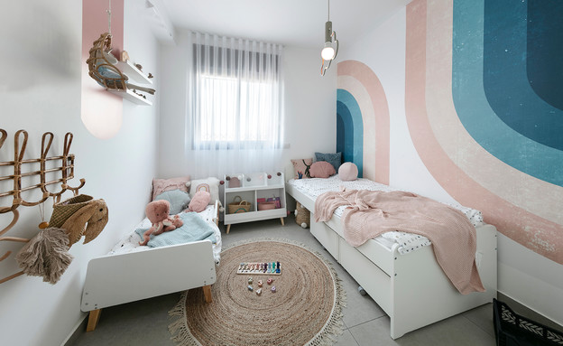 חדר ילדים, אפרת רז ומיכל סיני - 6 (צילום: אלעד גונן)