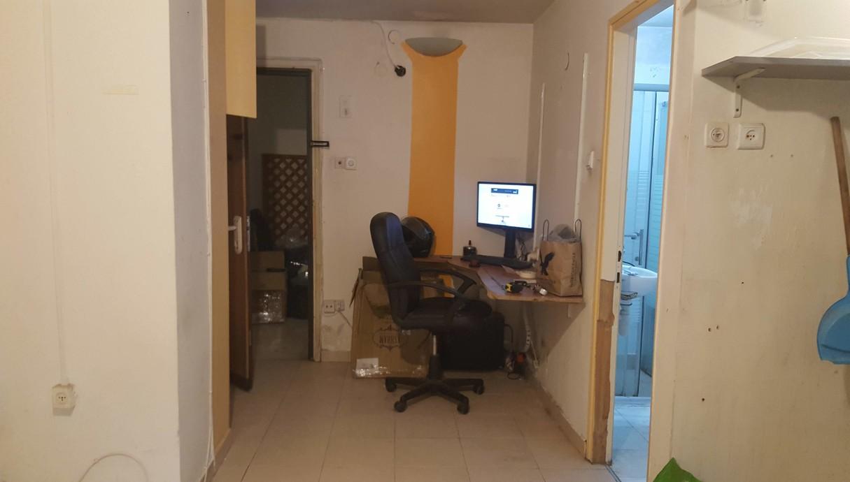 דירה בתל אביב, עיצוב רננה פרץ, לפני שיפוץ