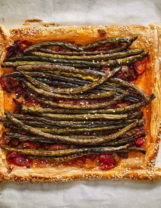 מאפה לוביה (צילום: אמיר מנחם, אוכל טוב)