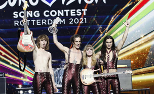 איטליה אירוויזיון 2021 (צילום: EBU / ANDRES PUTTING)
