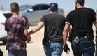 מעצר מתפרעים בדואים בנגב - מבצע שומר החומות (עיבוד: משטרת ישראל)