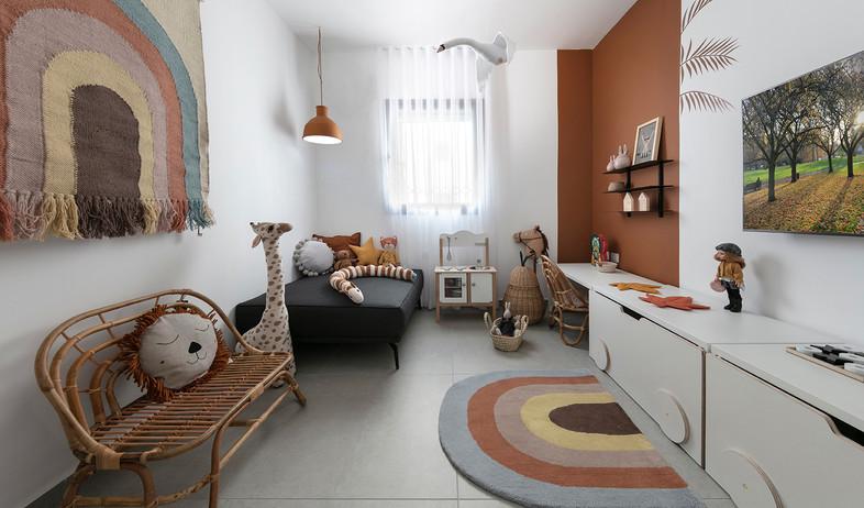 חדר ילדים, אפרת רז ומיכל סיני - 2 (צילום: אלעד גונן)