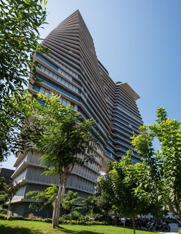 מגדל ToHA, ג - 2 (צילום: Asa Bruno)