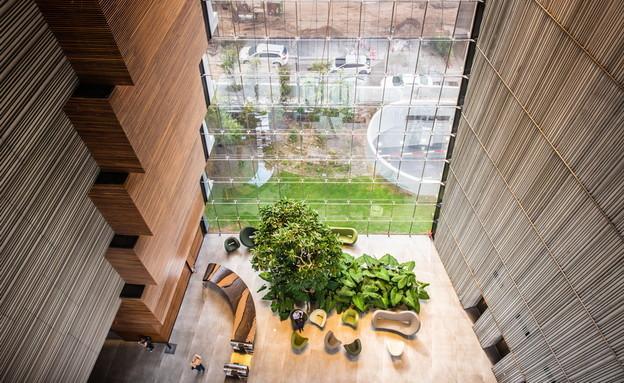 5 - מגדל ToHA (צילום: Asa Bruno)