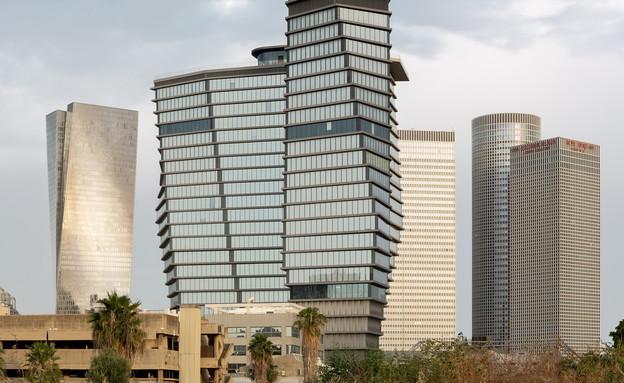 1 - מגדל ToHA (צילום: Sharon Tzarfati)