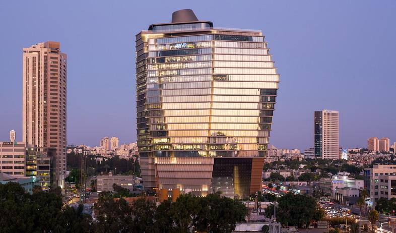 3 - מגדל ToHA (צילום: Sharon Tzarfati)