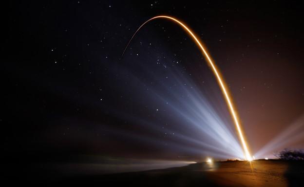 SBIRS מערכת - כיפת ברזל מהחלל (צילום: lockheed martin)