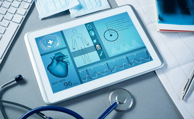 רפואה דיגיטלית (צילום: Khakimullin Aleksandr, shutterstock)