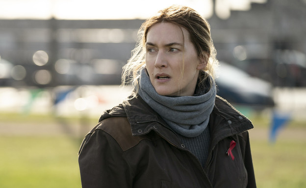 "קייט וינסלט, ""הסודות של איסטאון"" (צילום: Michele K. Short/HBO, באדיבות yes, יחסי ציבור)"
