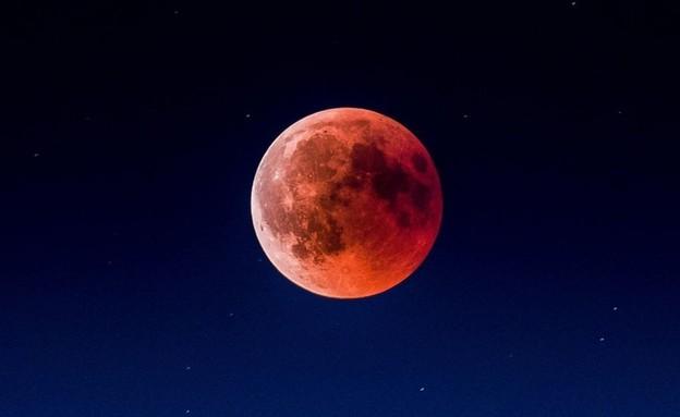 ירח דם (צילום: nzinberlin, אינסטגרם)