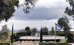 מסע ישראלי למצפים בנגב (צילום: ישראל פרקר, מתוך אתר פיקיויקי, מסע ישראלי)