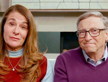 שלושה חודשים לאחר ההודעה בטוויטר: ביל ומלינדה גייטס התגרשו