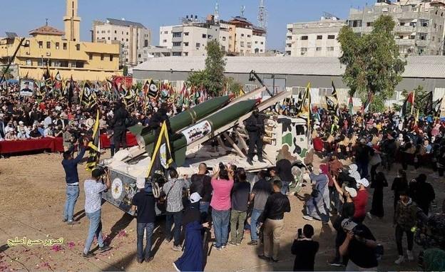 צעד צבאי ברצועת עזה של הג'יהאד האסלאמי